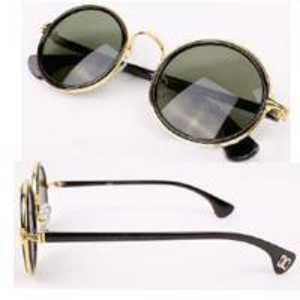 Round Retro Sunglasses (S-8123) Manufactures
