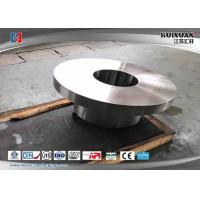 Cheap 18CrNiMo7-6 LF EF VD Coupling Forged Steel Flanges Rough Machined for sale