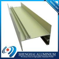 China Nigeria Hot Sales Aluminum Window Frames Profiles Fit for Africa Markets on sale