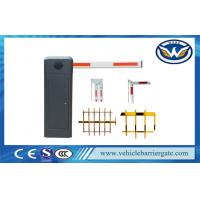 Auto Road Barrier Motor Control Board For Car Park Barrier Management System