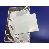 Front Print Advertising PET Backlit Film Convenient For Silk Screen Printing Manufactures