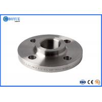 """ASME B16.5 1/2""""-24"""" 150# -900# Threaded Pipe Flange NICKEL ALLOY STEEL UNS N06625 Manufactures"""