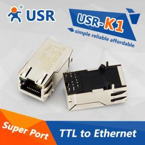 [USR-K1] Super port, Embedded TTL to Ethernet server TCP/IP module Manufactures