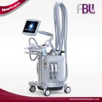 China Popular Design Four Handles Vacuum Roller Slimming Machine with RF Function on sale