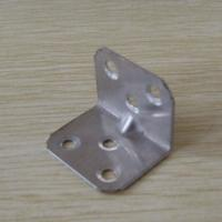 Quality Low - Carbon WPC Accessories Metal Floor Clip For Building Materials for sale