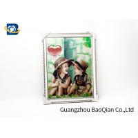 Quality Cute Kid 3D Lenticular Pictures Wall Decoration Picture For Home Decoration for sale