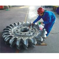 Hydro Pelton Turbine / pelton turbine generator unit for high water head Manufactures
