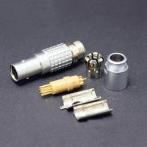 LEMO FGG.0B.309.CLAD Circular metal plug self-locking connecto Manufactures