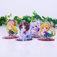 Custom Acrylic Countertop Display Case Standee Anime Figure Printed Acrylic Keychain Manufactures