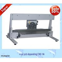 Manual Pcb Depaneling Machine with Circular & Linear Blade CWV-1M Manufactures