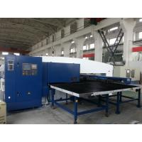 Electronic CNC Punching Machine , Metal Pipe Punching Machine Manufactures