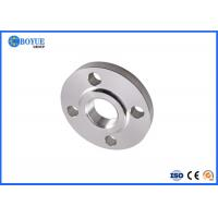 Multipurpose Forged Threaded Pipe Flange ASTM A 105 ASTM A 181 ASTM A 182 GR Manufactures