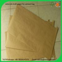 BMPAPER kraft liner,kraft paper for wrapping,kraft liner paper korea  for cement bags Manufactures