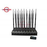 47W 18 Antennas Mobile Phone Signal Jammer All In One Design Non Stop Working