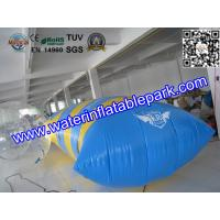 Playing Inflatable Water Blob , Amazing Inflatable Water Trampolines Manufactures