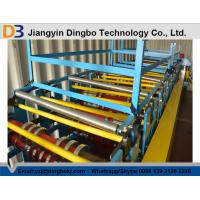 1250mm Feeding width Corrugated Roll Forming Machine  for Simple House Manufactures