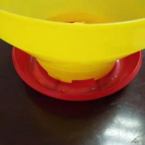 Broilers Breeders 5kg Pp Chicken Bucket Feeder Manufactures