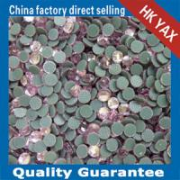 Lead free transfer rhinestones lt.pink color Manufactures