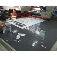 Graphic Foamed PVC Sign Camera Registration Sample Digital Cutting Table Manufactures