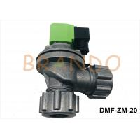 """Right Angle Goyen Solenoid Valves , G3/4""""Inch High Speed Pneumatic Valve DMF-ZM-20 Manufactures"""