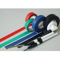 Cheap ROHS Approved Rubber Adhesion PVC Insulating Tape For Cable Harnessing for sale