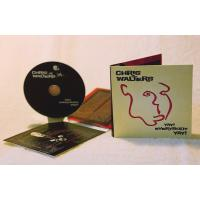 China Hot!!! customized design CD packaging printing on sale