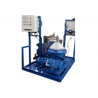 Continuous Heavy Fuel Oil Purifier For Marine / Marine Oil Centrifuge Separator Manufactures
