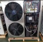 High Efficiency Domestic Hot Water Heat Pump , 1.5 Ton Indoor Air Source Heat Pump Manufactures