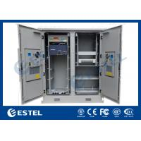 Two Compartments Base Station Cabinet Manufactures