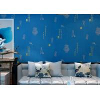 Cheap Chinese Pattern Wide Room Decoration Wallpaper Non woven with SGS Test for sale
