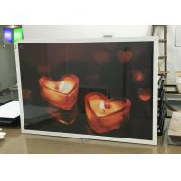 Rectangle Outdoor Snap Frame Led Light Box Signs 27X40 Poster Frame 15 MM Thickness Manufactures