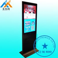 Ultrathin Touch Screen Digital Signage Displays , 42 Inch LCD Advertising Player With Wheels Manufactures