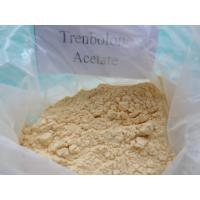 Pale Yellow Powerful 10161-34-9 Tren Anabolic Steroid Trenbolone Acetate Revalor H