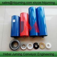 China Mining used Conveyor Carrying Roller, belt conveyor trough roller on sale