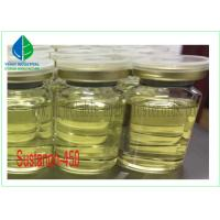 Injectable Finished Liquid Oil Base Testosterone Sustanon 450mg/ml for Muscle Growth Manufactures