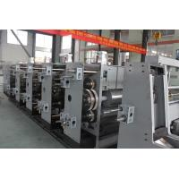 Corrugated Carton Box Manufacturing Machines 900×1900mm For Paper Printing Manufactures