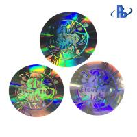 Personalized Hologram Stickers , Durable 3D Warranty VOID Sticker Manufactures