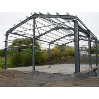 China Light Structural Steel Frames for Storage,Metal Warehouse on sale