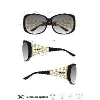 Computer-Designed Schematics, Drawings for Sunglasses (S-0023) Manufactures