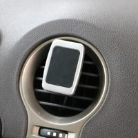 Rectangle Air Vent Magnetic Car Mount Phone Stand Cradle For Samsung S7 S8 Manufactures