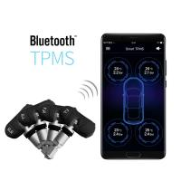 Buy cheap Wireless Car Tire Pressure Monitoring System , TPMS Tyre Pressure Control System from wholesalers
