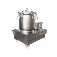 Pharmaceutical Manual Centrifuge Machine For Plant Essential Oil Extraction Manufactures