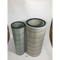 Buy cheap Professional Excavator Air Filter , Hitachi Excavator Filters P127308 P127309 from wholesalers