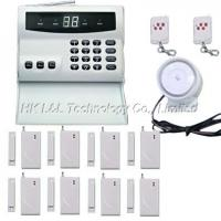 wireless home alarm system(L&L-808C) Manufactures