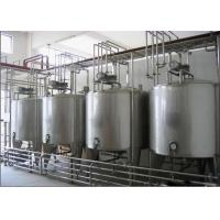 China 6000B / H Bottled Drinking Pure Water Production Line With RO System on sale