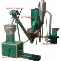 small feed pellet plant / animal feed pellet production line / feed pellet mill Manufactures