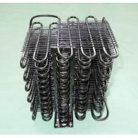 Black E Coating Wire Tube Condenser With Refrigerator Spare Parts Meet European Standard Manufactures