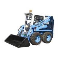 Buy cheap 0.55m3 Wheel Skid Loader from wholesalers