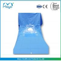 China High Quality Disposable Sterile Surgical Drape with CE ISO FDA on sale