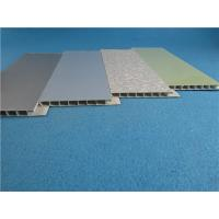 China Small Size PVC Drop Ceiling Panels Banboo Pattern Transfer Printing on sale